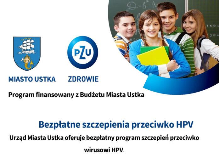 W Ustce rusza program szczepień przeciwko HPV - islupsk.pl