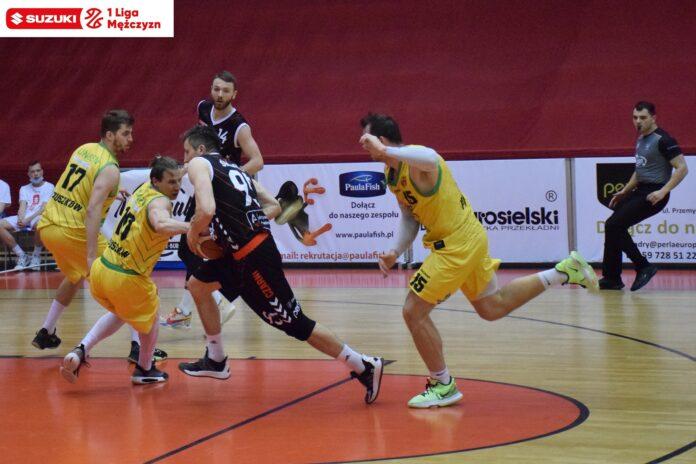 O jedną wygraną od półfinałów Grupy Sierleccy Czarni Słupsk