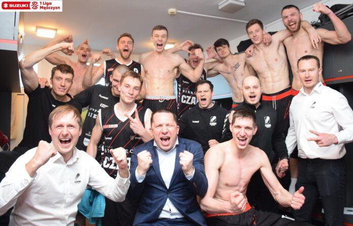 Czarni Słupsk wygrali pierwsze mecze półfinałów play off - islupsk.pl